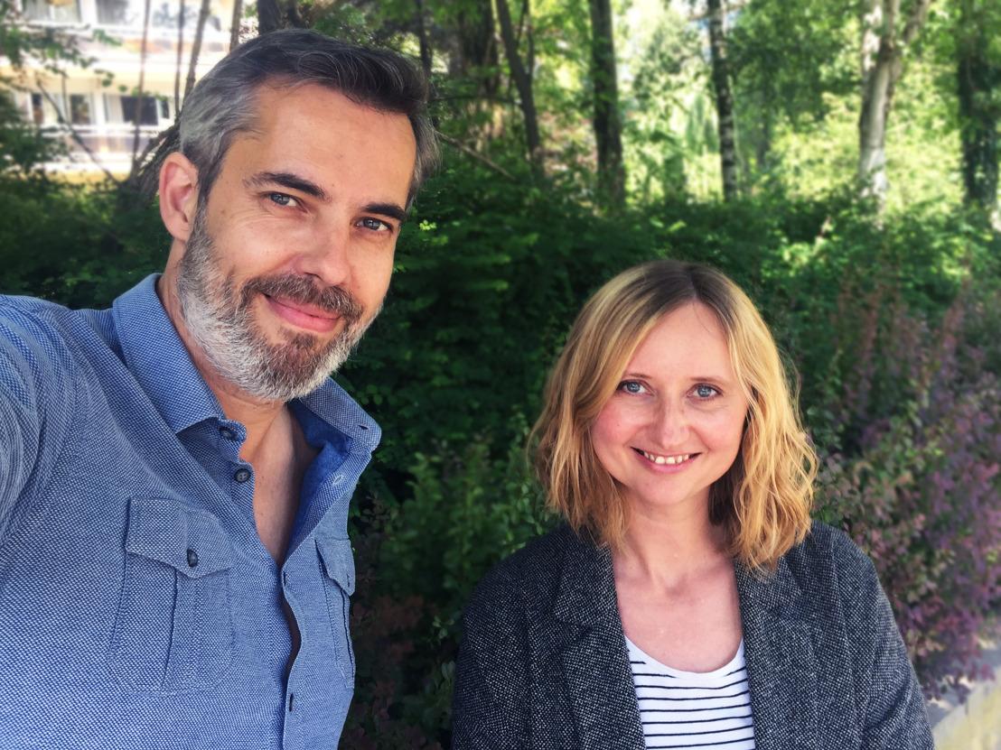 Antoine Wellens en Vanessa Hendrickx naar FamousGrey