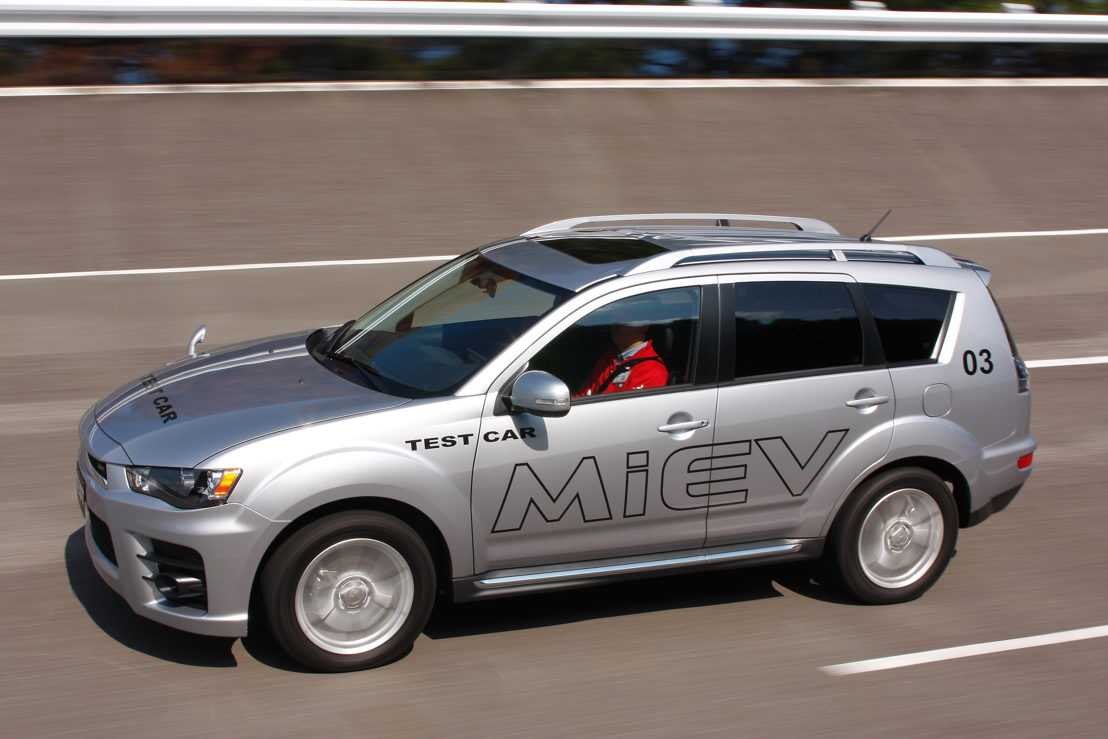 2011-PHEV engineering test car