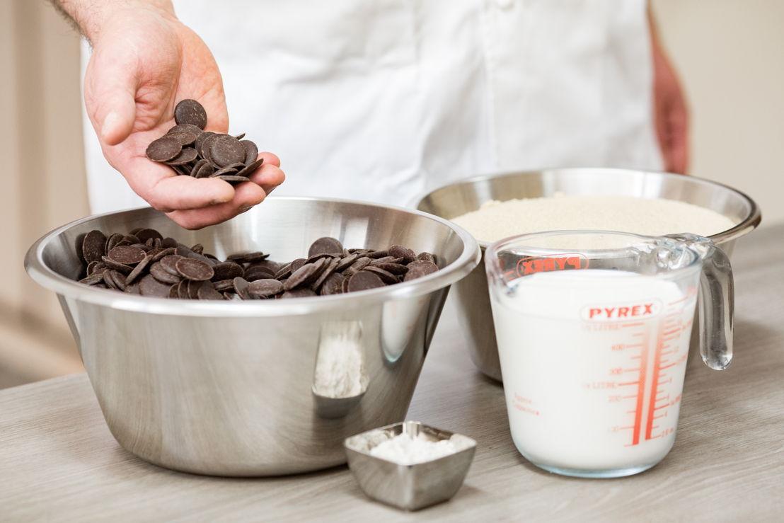 La ricetta: gelato alla massa di cacao 100%