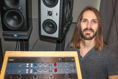 BAE Audio's 1073 Hand-Picked by Grammy Award-Winning Engineer, Mixer Ryan Gore on Two No. 1 Country Singles