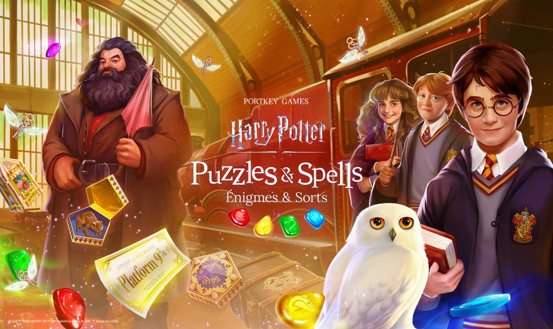 Harry Potter: Puzzles & Spells, le jeu mobile magique de type Match-3 de Zynga, invite les joueurs à faire équipe pour une nouvelle série d'événements Club Challenge