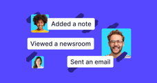 Spend less time updating contact lists