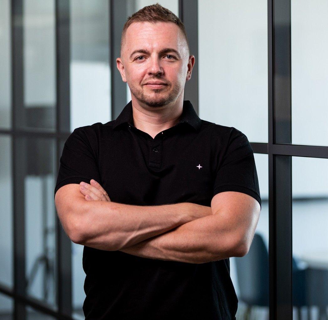 Олег Крот, управляющий партнер WePlay Esports. Фото: WePlay Esports