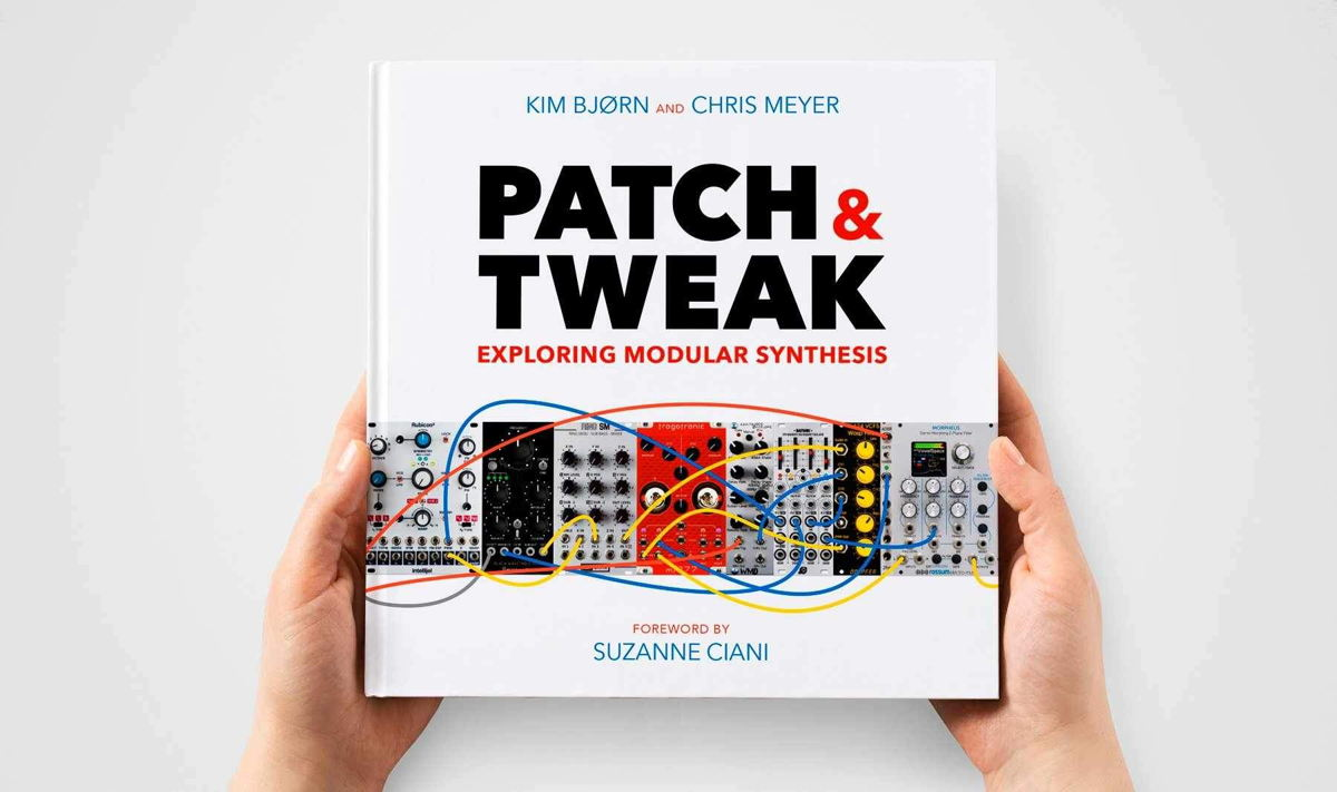 PATCH & TWEAK is the ultimate reference guide for anyone interested in exploring the possibilities of Eurorack and modular synthesis.