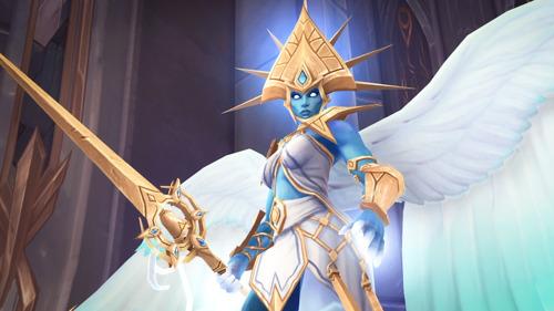 Шагните за грань — в Темные Земли: вышло новое дополнение World of Warcraft®: Shadowlands