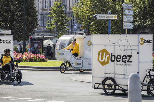 Urbeez raises 2.5 million investment to roll out 100% electric deliveries