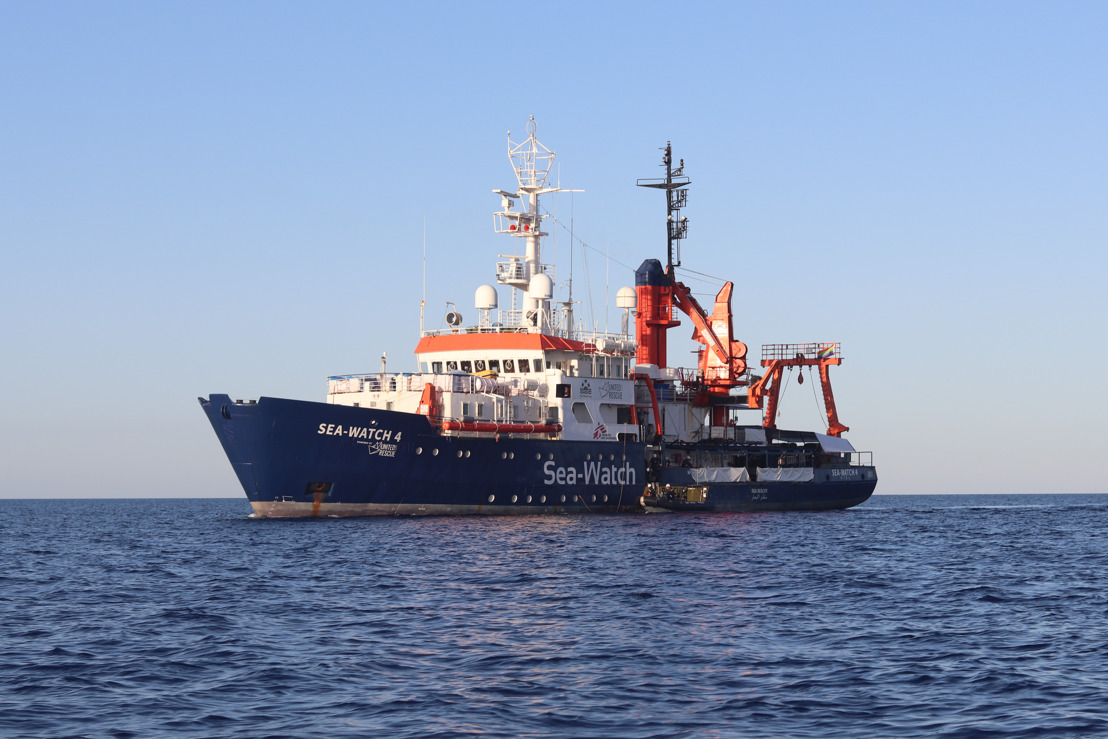 Update: Sea-Watch 4 must be released to save lives in the Mediterranean