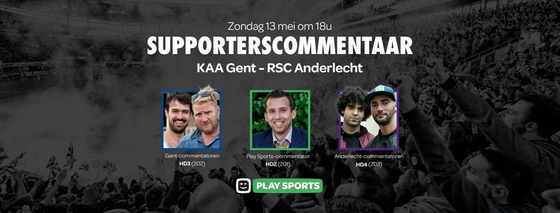 KAA GENT VS RSC ANDERLECHT