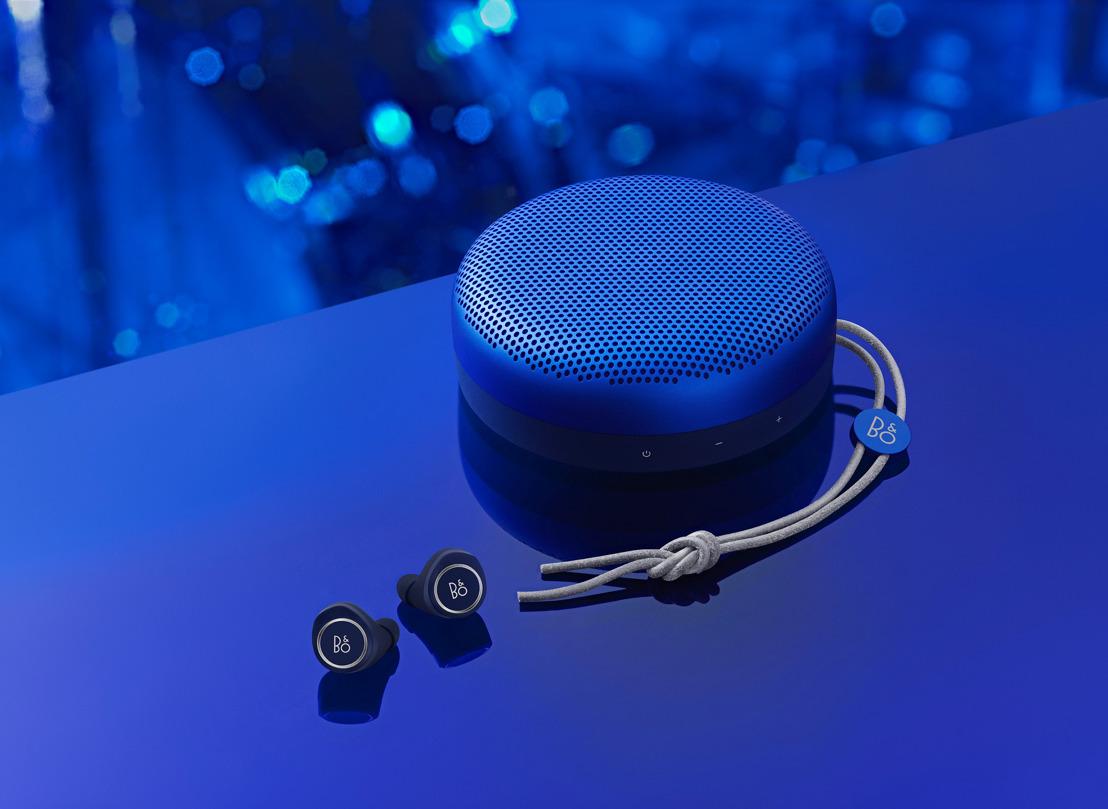 Bang & Olufsen danst op het ritme van New York City met een Late Night Blue Special Edition