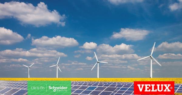 Preview: Le Groupe VELUX renforce son partenariat mondial avec Schneider Electric afin d'accélérer son ambition de neutralité carbone à vie