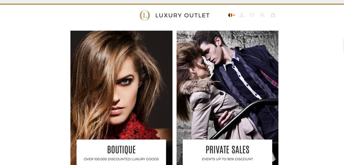 Luxury Outlet van topondernemer Steven Deduytsche schiet sterk uit de startblokken