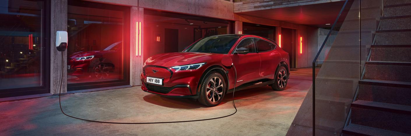 Ford en Eneco breiden succesvolle samenwerking uit naar België en Duitsland