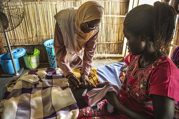 Preview: 850.000 refugiados sursudaneses permanecen en Sudán a pesar de los acuerdos de paz