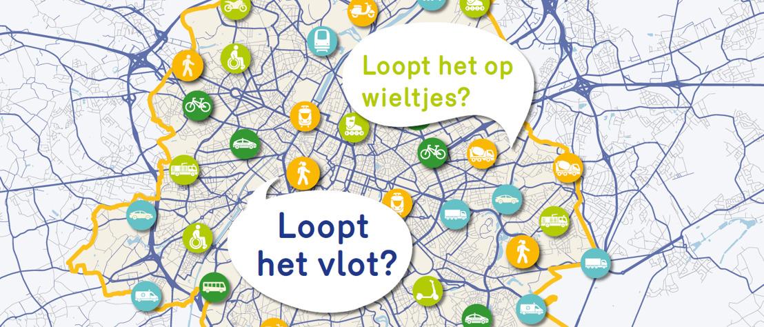 Mobiliteitsbarometer: neem deel aan de enquête!