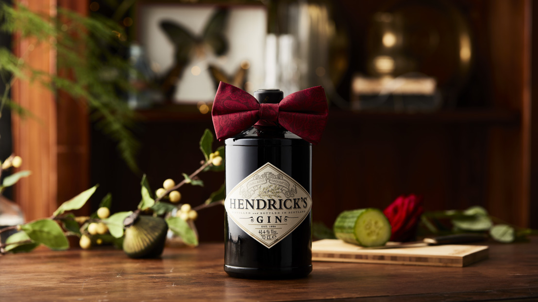 HENDRICK'S GIN REVEALS ELEVEN SEASONAL SERVES TO TANTALIZE TASTES THIS HOLIDAY SEASON