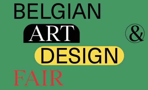 Belgian Art & Design Fair 2021 - GAND - 14-17 janvier 2021