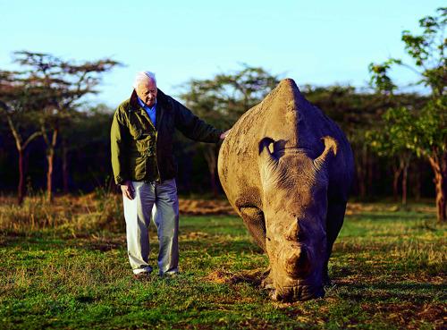 Seven Worlds, One Planet - met David Attenborough