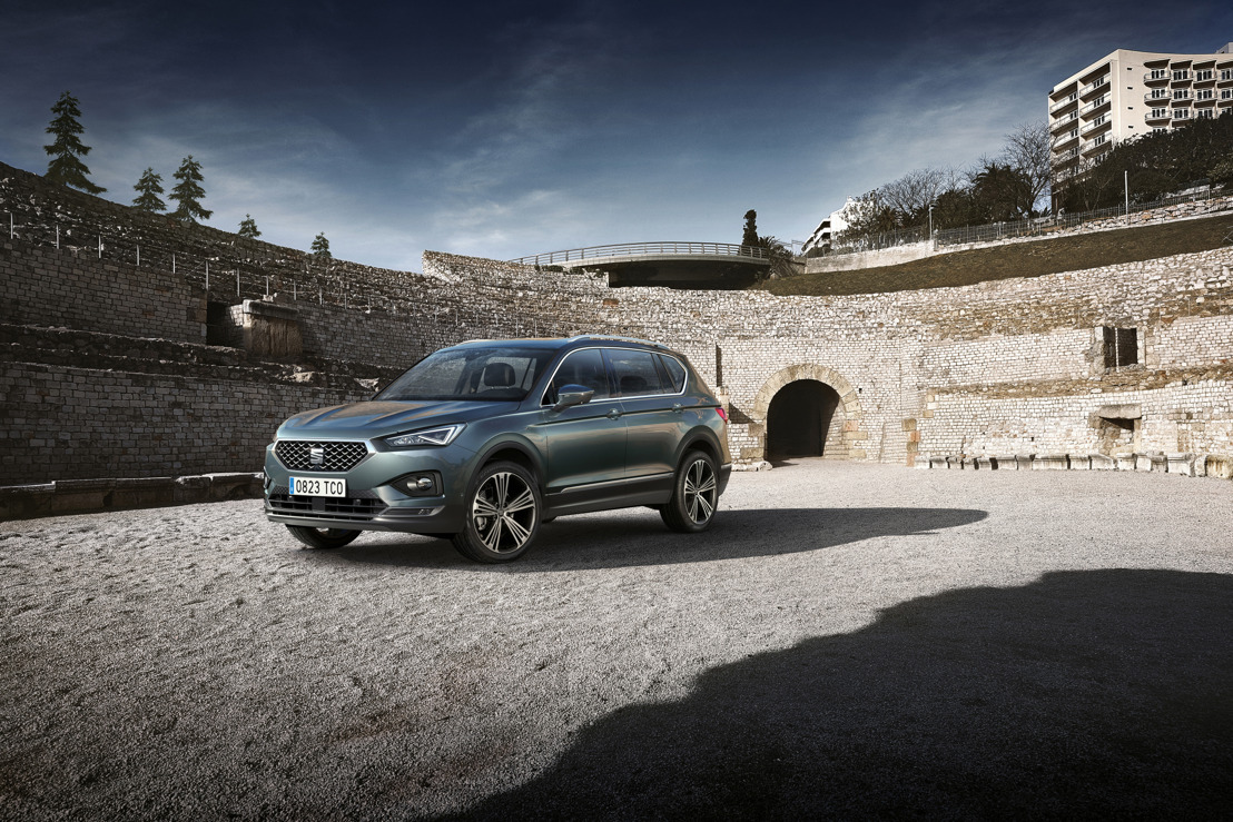SEAT voit grand avec la nouvelle SEAT Tarraco
