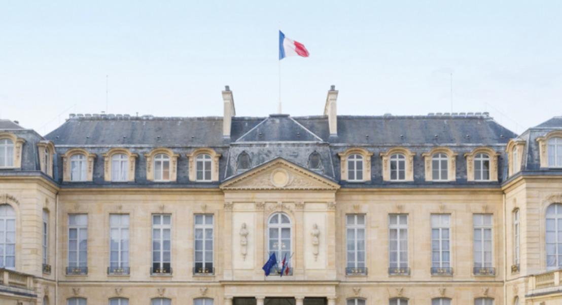FRANCE XXI se présente à l'Élysée !