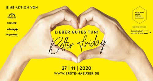 """Hugendubel setzt deutschlandweit den """"BETTER FRIDAY"""" um"""
