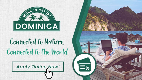 Preview: Dominica Invites you to Work In Nature