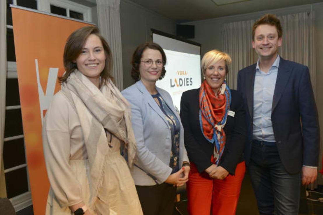 Kick-off Voka Ladies: Voka West-Vlaanderen brengt ode aan vrouwelijk ondernemerschap