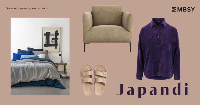 """Japandi"" making its appearance in fashion too"