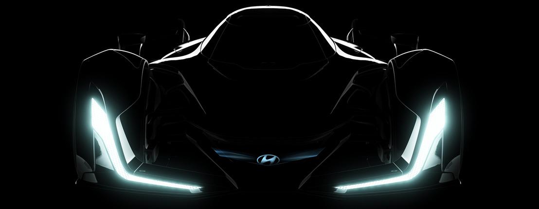 Hyundai zet nieuw High Performance submerk 'N' in de spots op het salon van Frankfurt.
