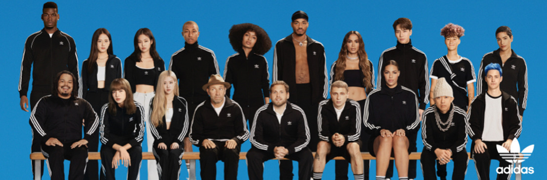 "adidas Originals presenta ""Change Is a Team Sport"""