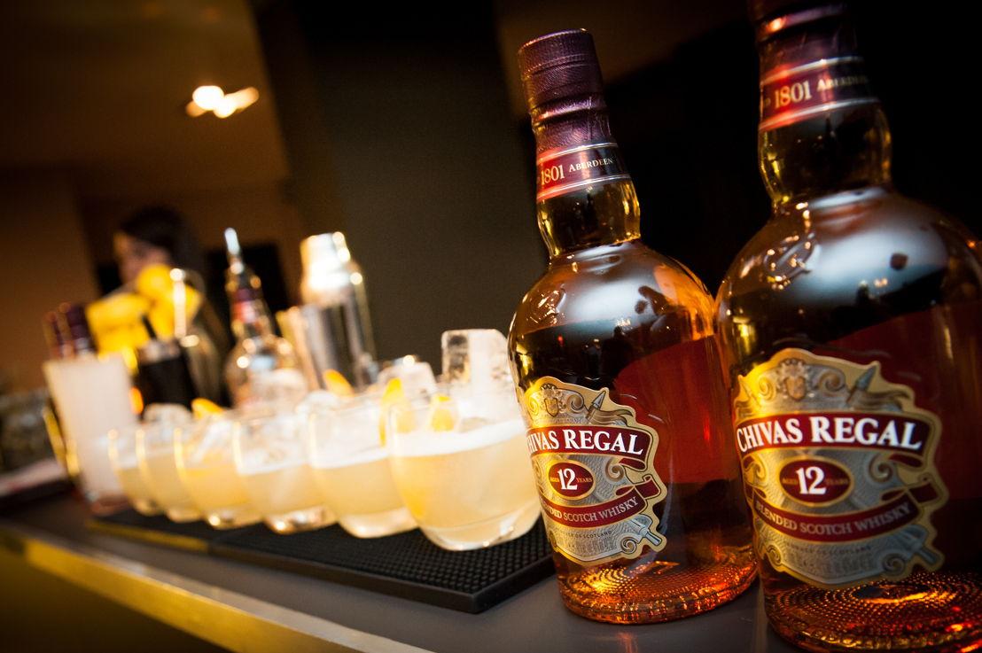 Cocktail Chivas Sour