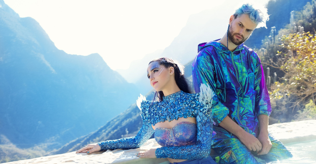 """SOFI TUKKER - EP """"DANCING ON THE PEOPLE"""" VÖ 20. Sept. 2019"""