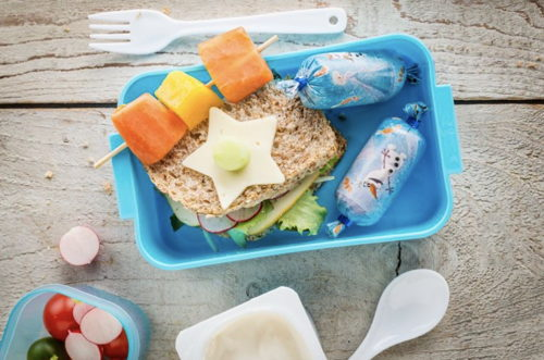 Preview: Nieuw bij Aoste: hapklare mini-kippenworstjes mét worteltjes voor in de brooddoos