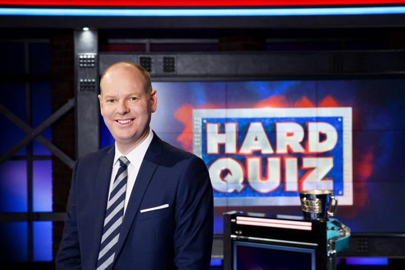 Hard Quiz - Host Tom Gleeson