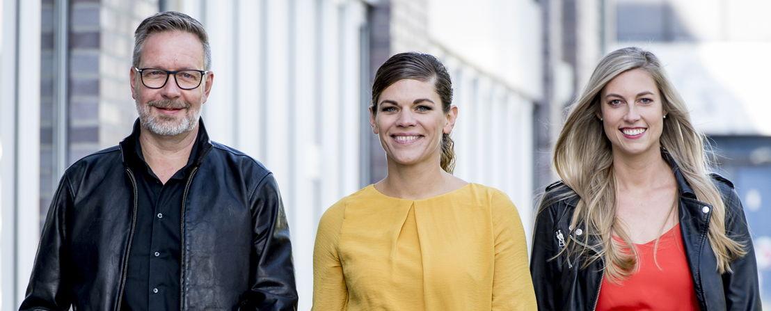 Oliver Fuchs, Ina Eck & Jennifer Neus