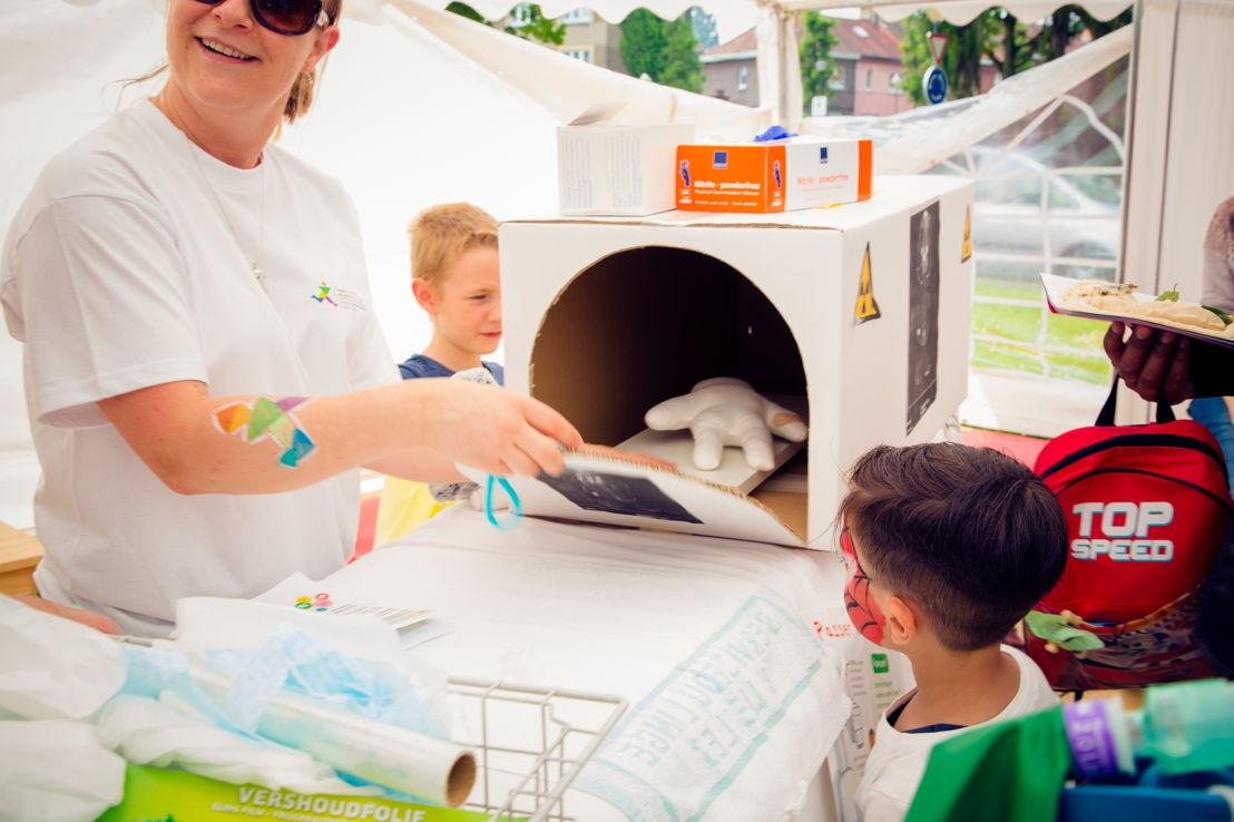 Fête des Enfants - Hôpital des Nounours <br/><br/>Crédits : Ann Jacobs