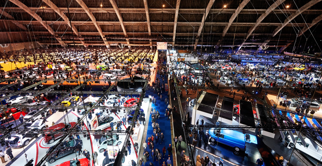 Eventattitude makes Brussels Motor Show its playground!