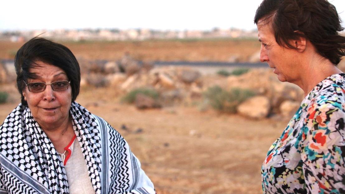 Amazones: aflevering 1 - Leila Khaled - (c) VRT