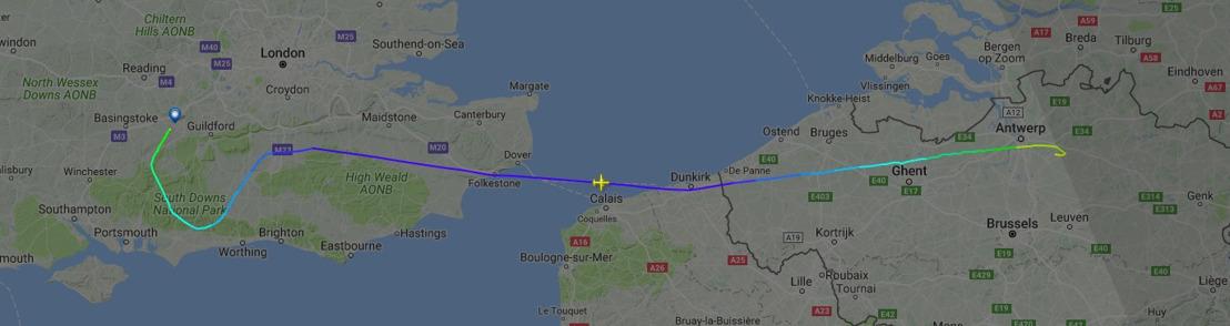 Vroeg kerstgeschenk: 20 Antwerpse kinderen vliegen met VLM Airlines naar Legoland