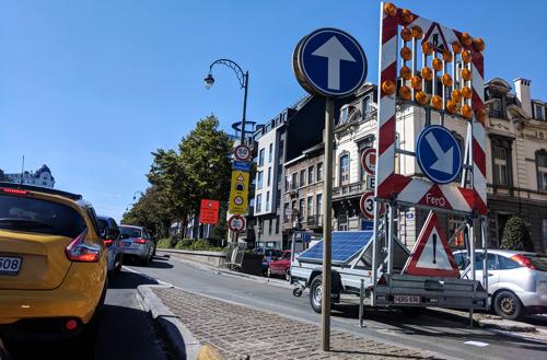 Hoorzitting over verkeersveiligheid binnen de bebouwde kom