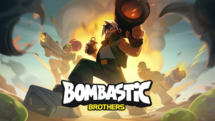 BOMBASTIC BROTHERS EXPLODES ON TO IOS!