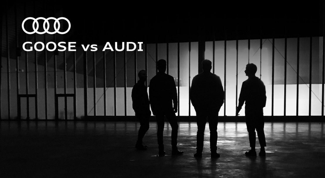 Prophets produces roaring electro rock for Audi