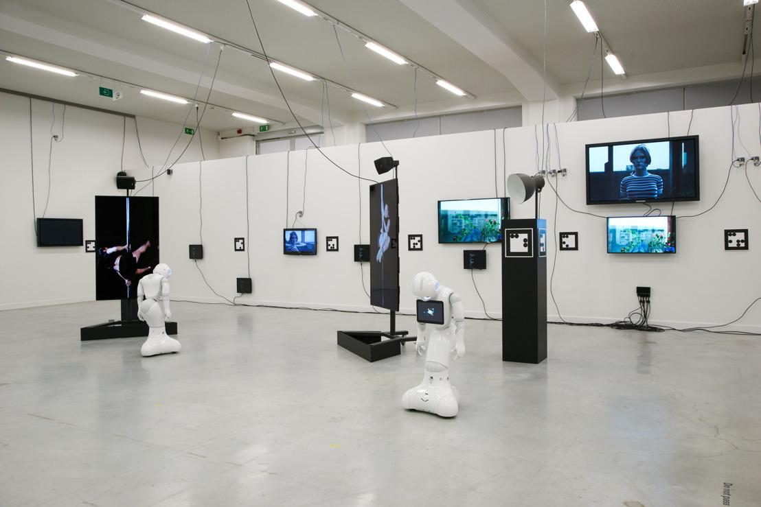 Cécile B. Evans opens solo exhibition 'Sprung a leak' at M
