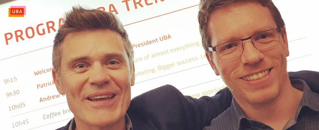 Tried and tested: Andrew Davis' 3 content marketing trends at the UBA Trends Day