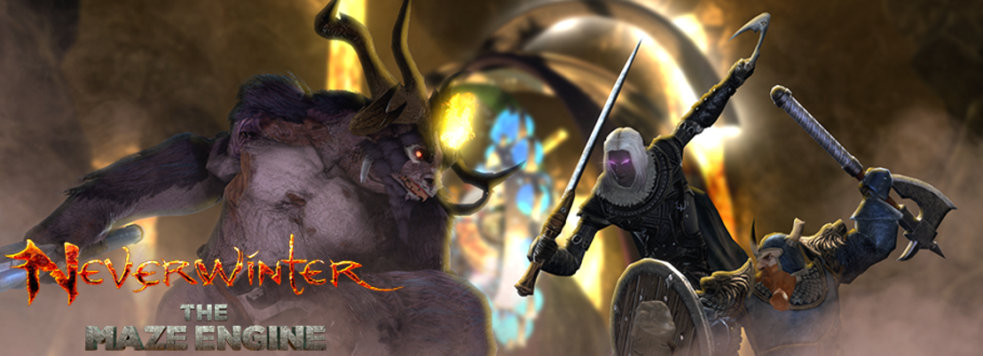 The Maze Engine is Unleashed in Neverwinter on Xbox One