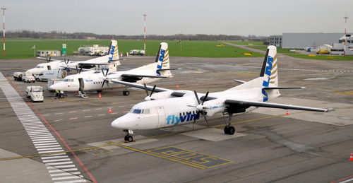 Preview: VLM Airlines will operate flights from Antwerp to Birmingham, Munich and Maribor starting 12th February 2018