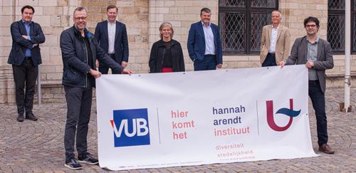 Hannah Arendt Instituut buigt zich over diversiteit, stedelijkheid en burgerschap