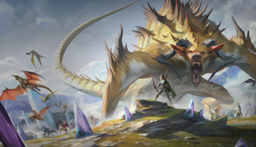 Magic: The Gathering presenta el plano de Ikoria: Mundo de Behemots