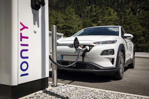 Hyundai Motor Group wird Partner von IONITY, Europas führendem Netzwerk von leistungsfähigen Schnell-Ladestationen für Elektrofahrzeuge