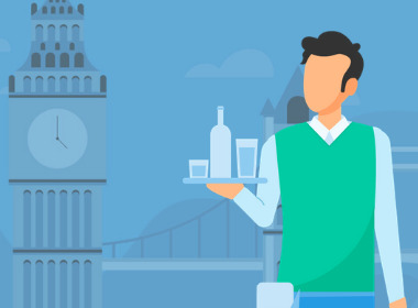 UK hospitality workers face unpredictable employment climate