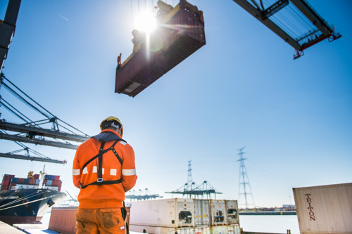 Port of Antwerp experiences growth in first quarter